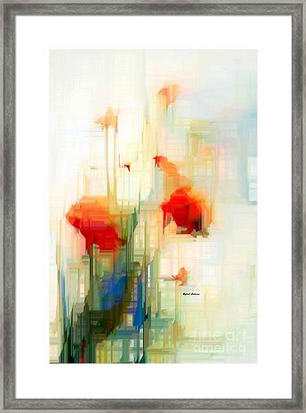 Flower 9230 Framed Print