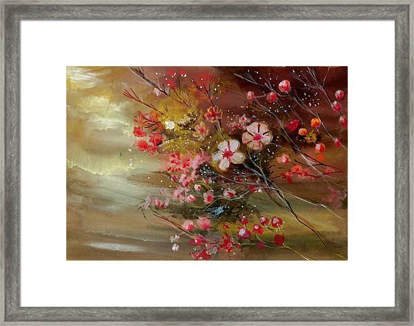 Flowers 2 Framed Print