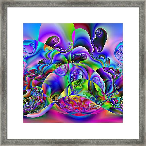 Foistences Framed Print