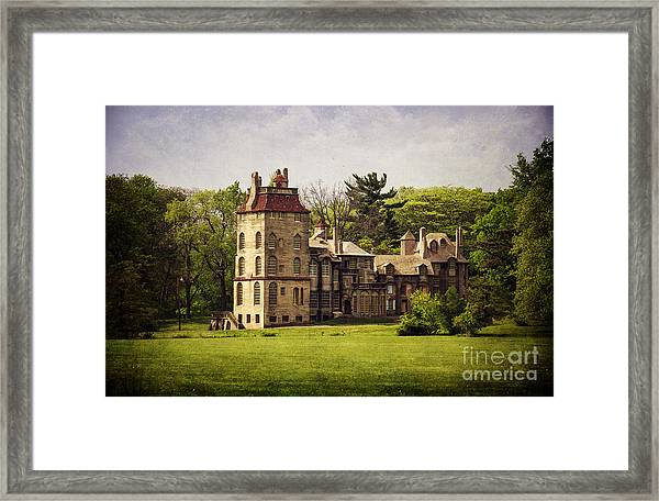 Fonthill By Day Framed Print