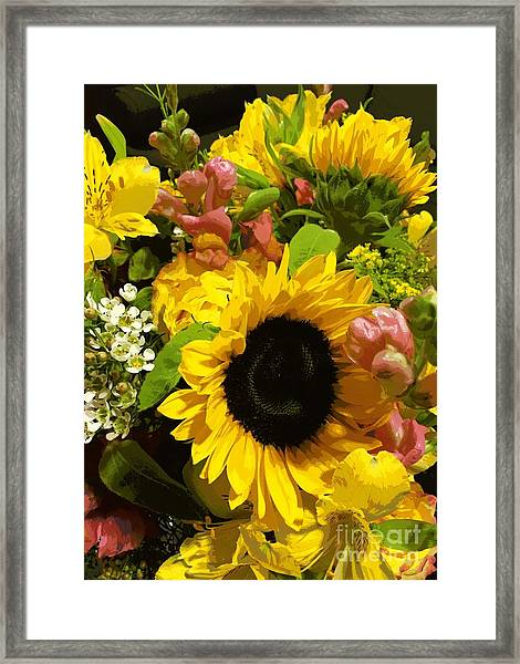 For Those Who Are Looking Framed Print