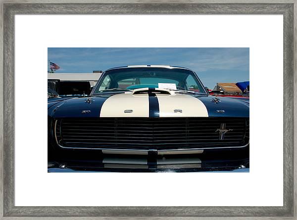 Ford Mustang 2 Framed Print