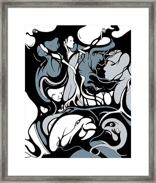 Foresight Framed Print