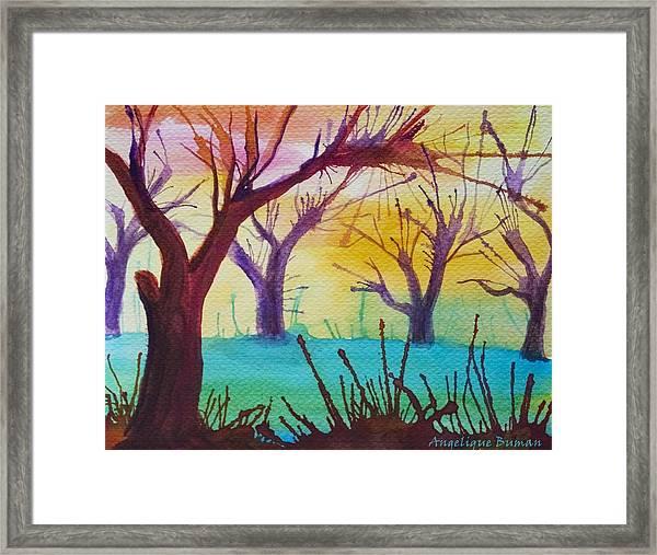 Forest Fanale Framed Print