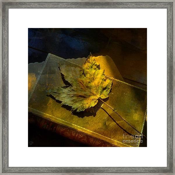 Forever Autumn Framed Print