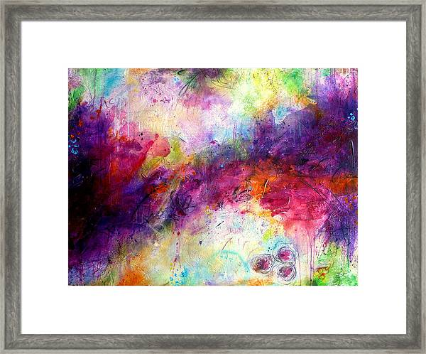 Forever Is A Long Time Framed Print