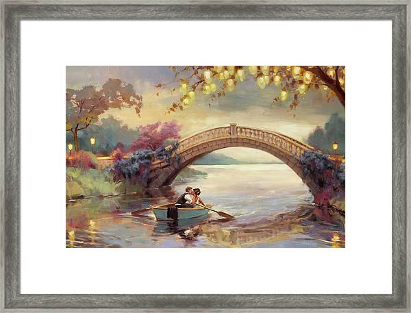 Forever Yours Framed Print