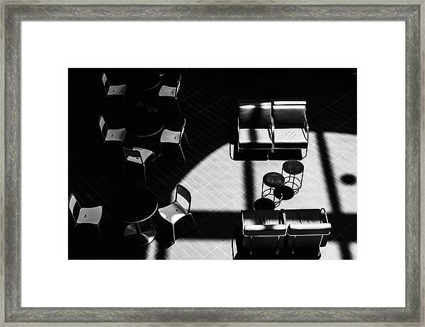 Framed Print featuring the photograph Formiture by Eric Lake