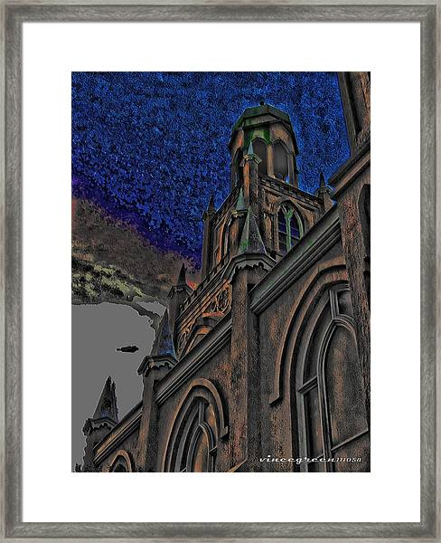 Fortified Framed Print