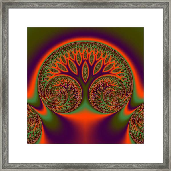 Fosseshold Framed Print