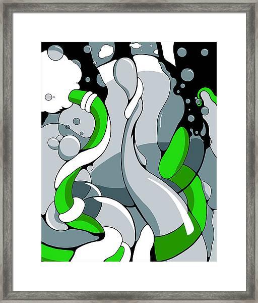 Fountainhead Framed Print
