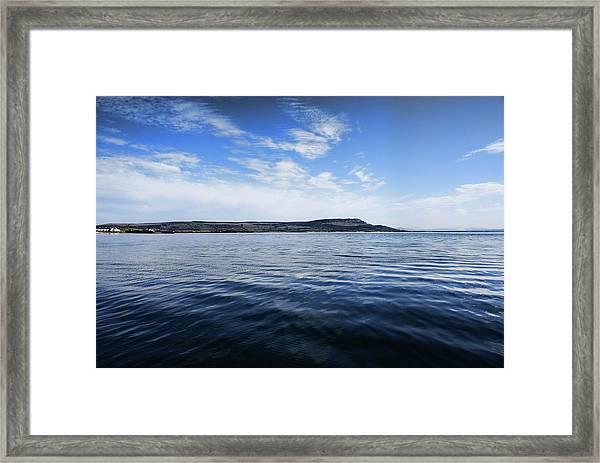 Foyle Ferry Crossing Framed Print