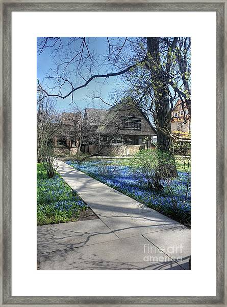 Frank Lloyd Wright Framed Art Prints Fine Art America