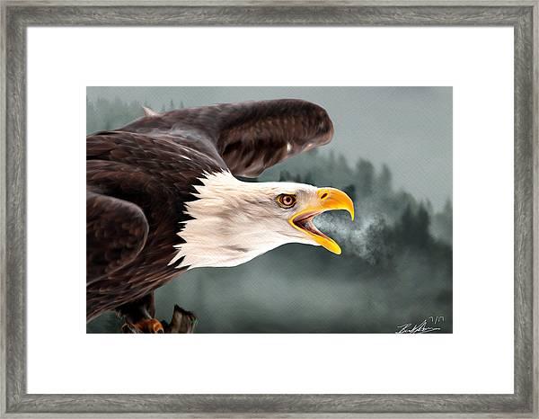 Free Spirit Framed Print