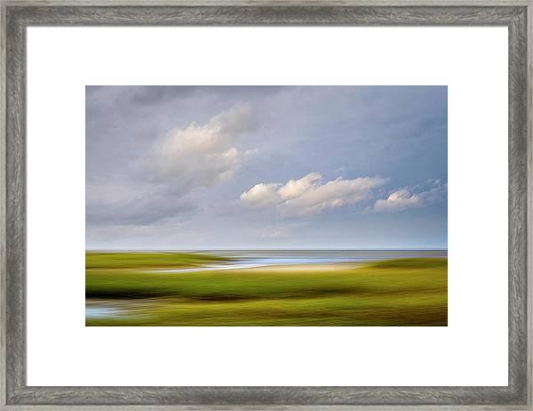 Fresh Air Framed Print