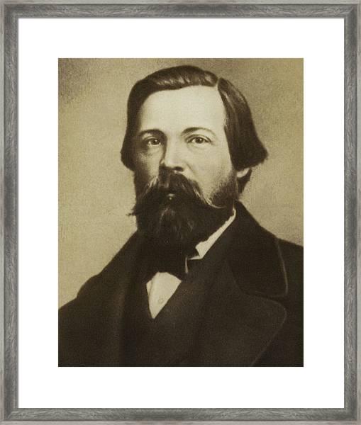 Friedrich Engels Framed Print