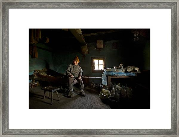 From The Fairy Tale Framed Print