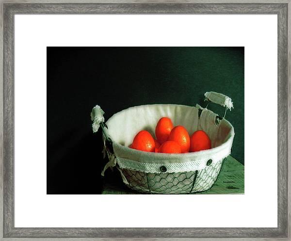Fruit Art 24 Framed Print