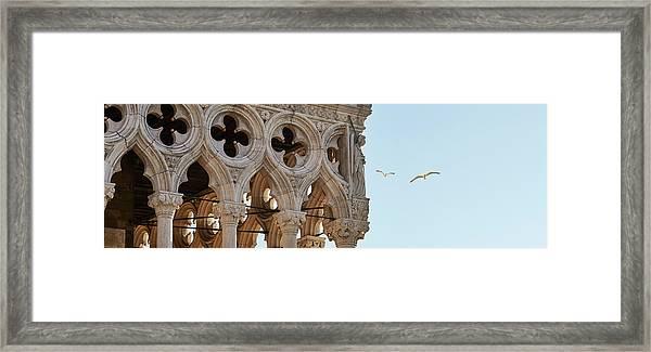 Gabbiani Ducale 4379 Framed Print
