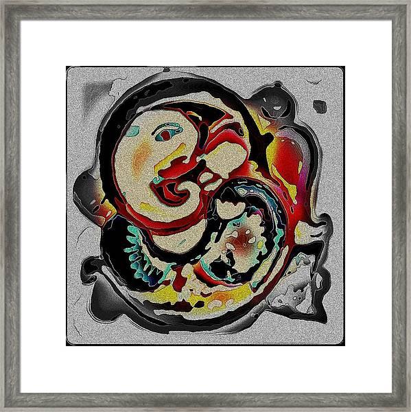 Ganesha 1 Framed Print