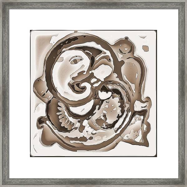 Ganesha 8 Framed Print