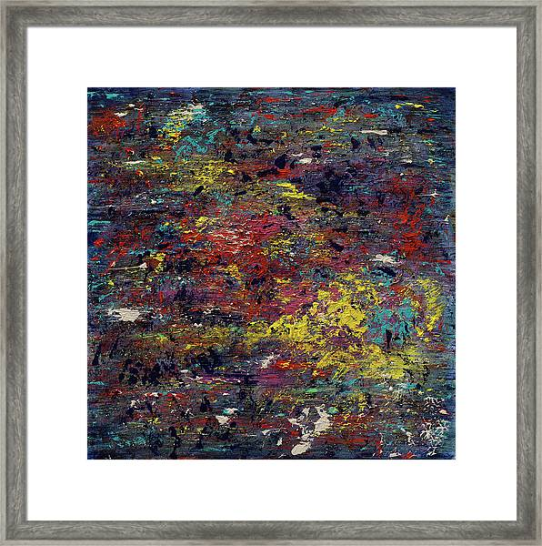 Garden Of The Soul  Framed Print