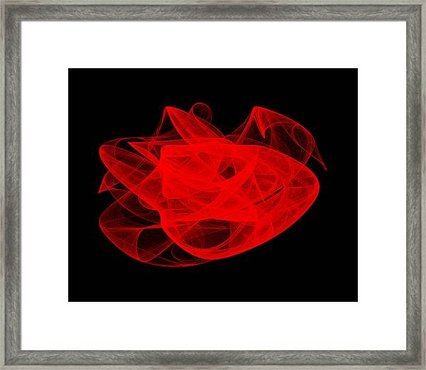 Gathering Wave II Framed Print