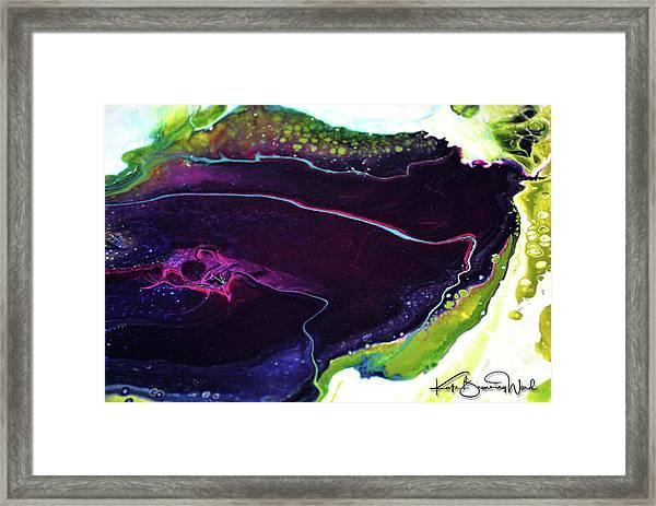 Genesis 2 Framed Print
