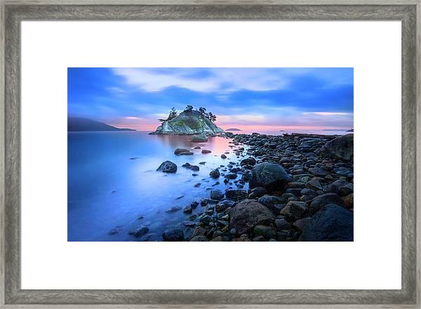Gentle Sunrise Framed Print