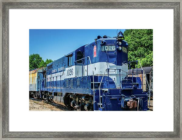 Georgia 1026 Framed Print