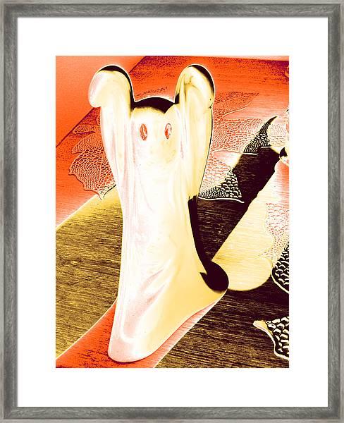 Ghost #1 Framed Print