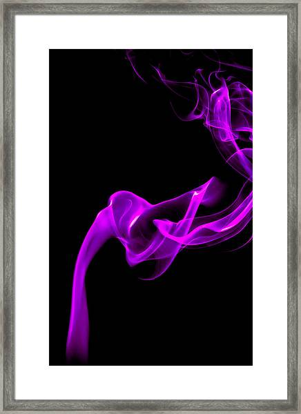 Ghost 16 Framed Print