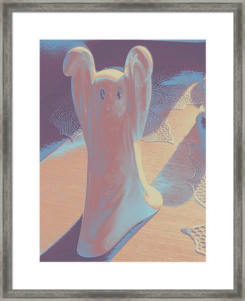 Ghost #2 Framed Print