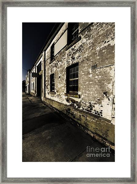 Ghost Towns General Store Framed Print