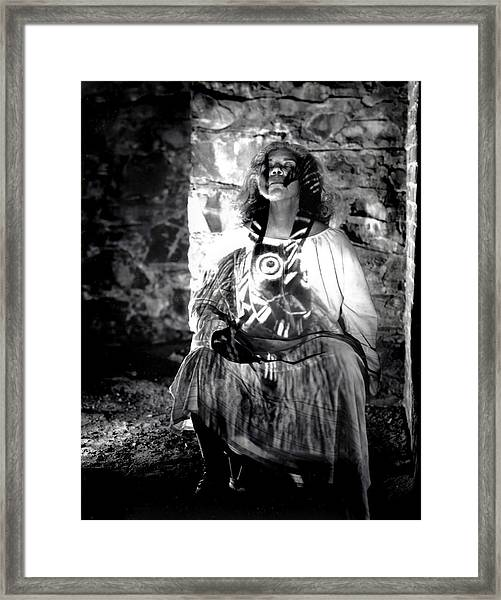 Ghosts Africa 1 Framed Print