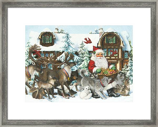 Gifts For All Framed Print