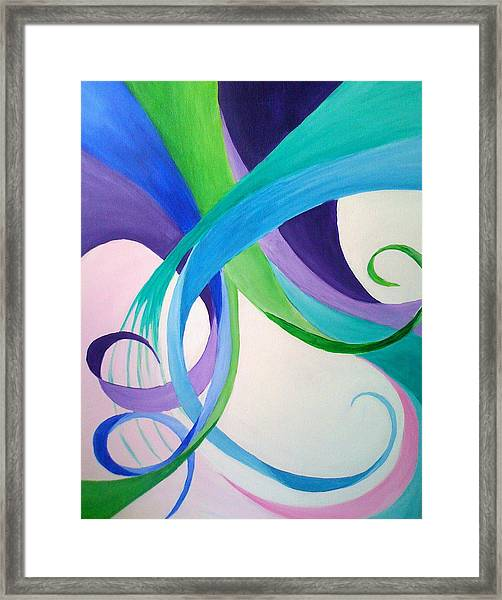 Gifts From Heaven Framed Print