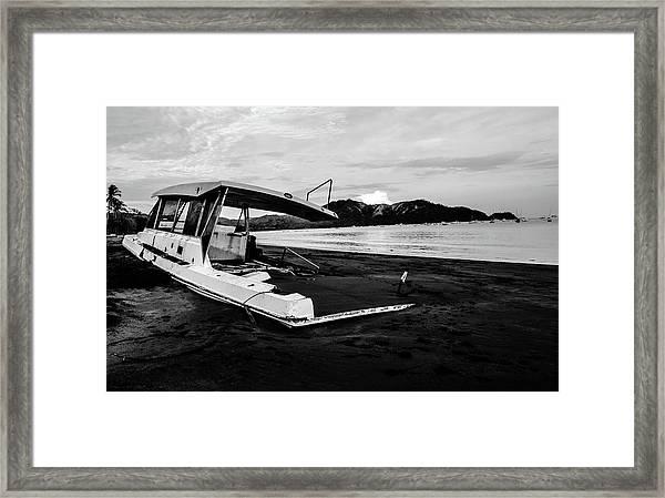Gilligan Found  Framed Print