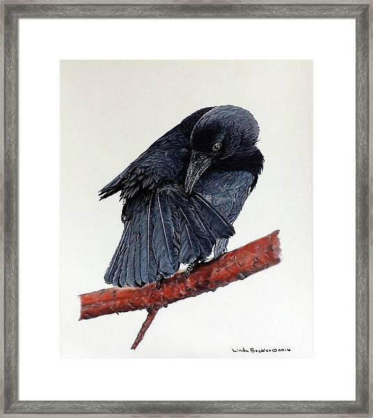 Girdie Framed Print
