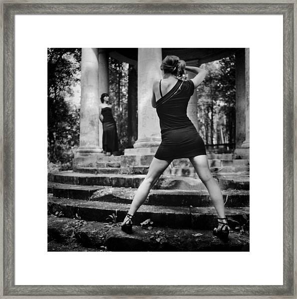 Girl #331822 Framed Print