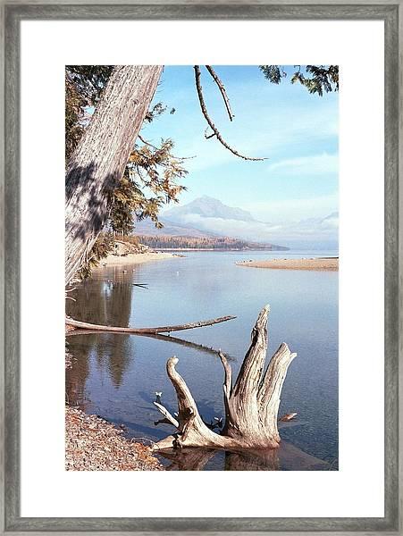 Glacier National Park 3 Framed Print
