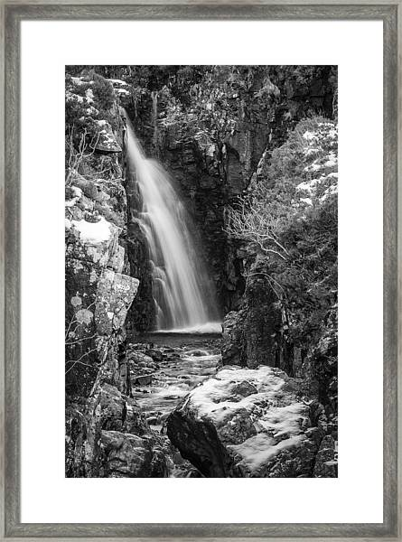 Glen Brittle Framed Print