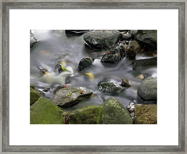 Glenariff River Framed Print