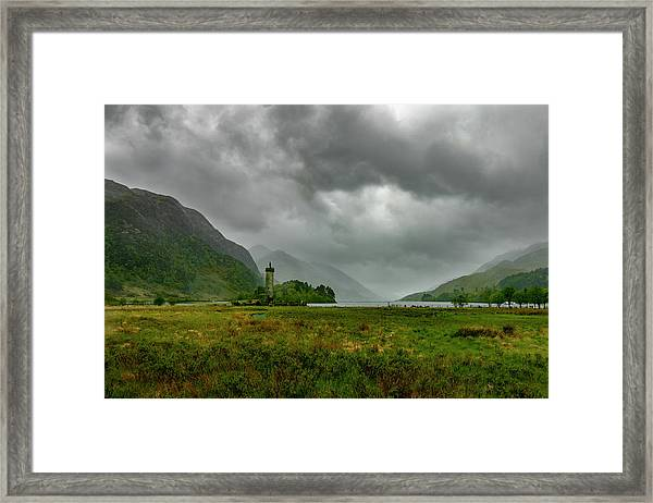 Glencoe, Scotland Framed Print