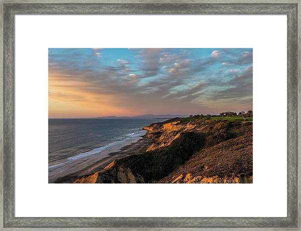 Gliderport North Framed Print