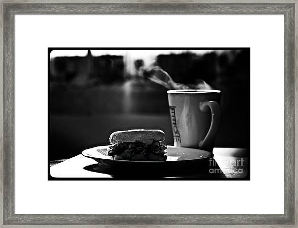 Glorious Morning 2 Framed Print