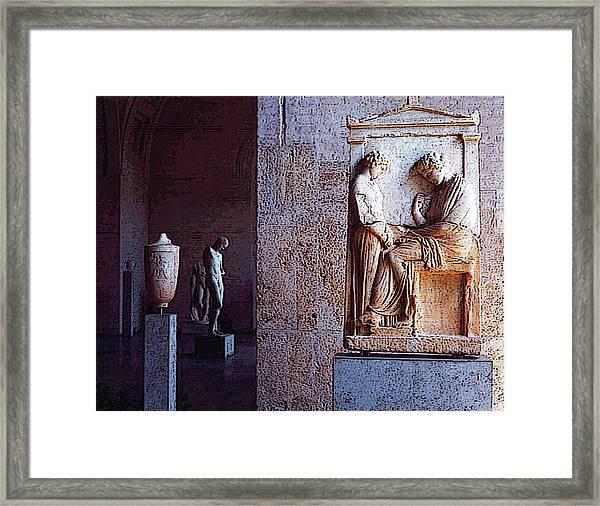 Glyptotek Museum 1 Framed Print