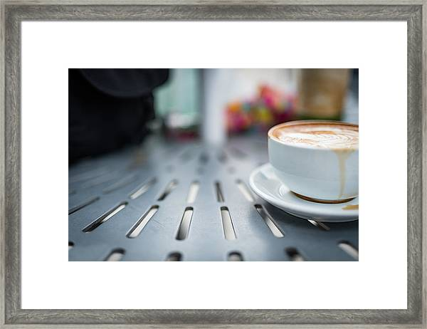Framed Print featuring the photograph Good Morning by Break The Silhouette