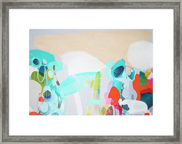 Good Timing Framed Print