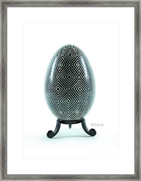 Goose Egg Gd003 Framed Print